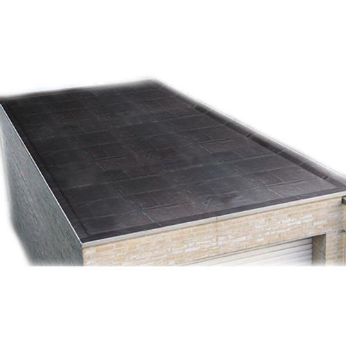 Toiture en caoutchouc Aquaplan EPDM 1,40 x 0,50 m