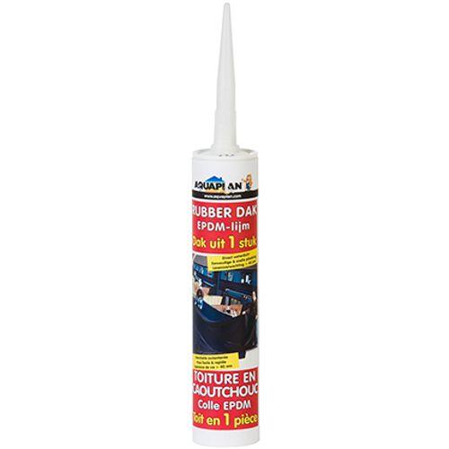 Rubber dak EPDM lijm 290 ml