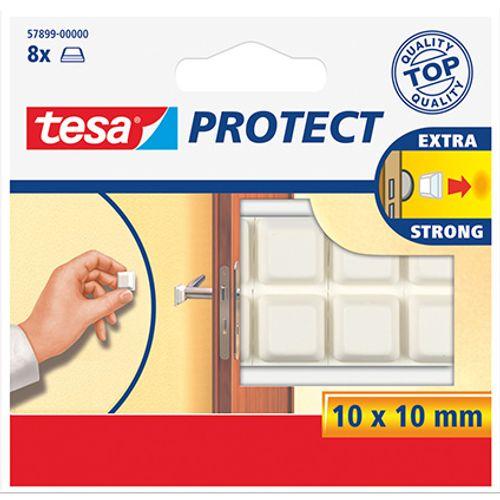 Tesa beschermblokjes wit