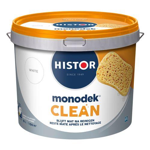 Histor latex Clean mat wit 10L