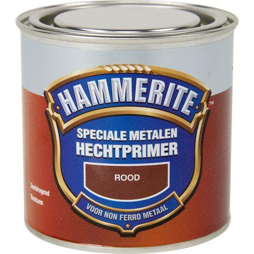 Hammerite grondverf Metalen Hechtprimer rood 250ml