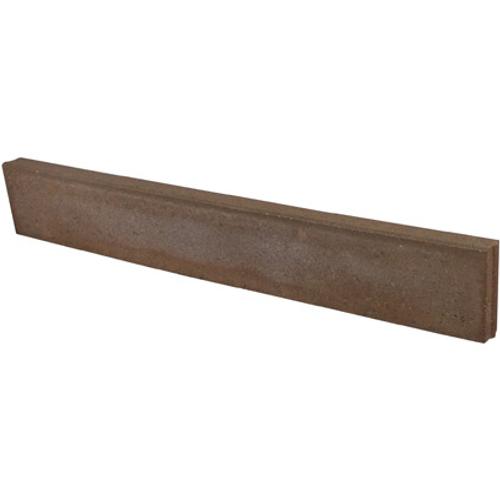 Decor opsluitband bruin 15 x 100cm