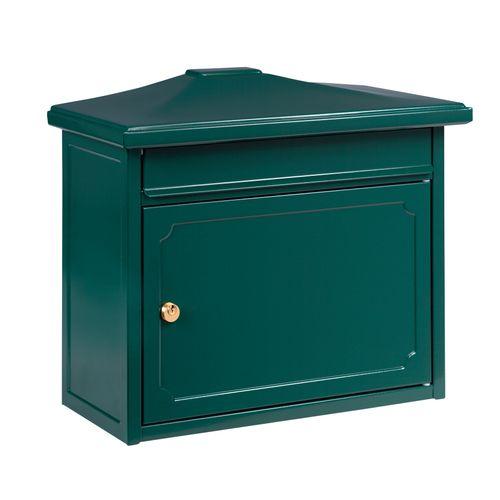 Boîte aux lettres Burg-Wächter Kopenhagen vert
