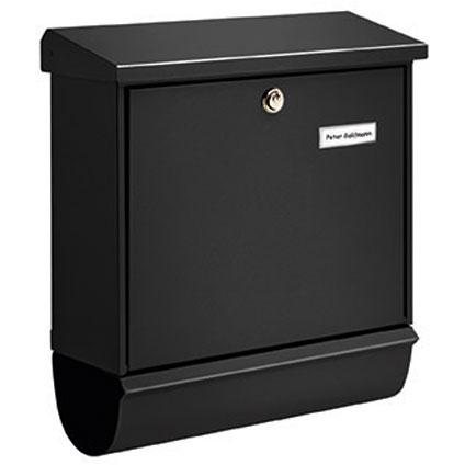 Burg-Wächter Brievenbus Comfort-set zwart