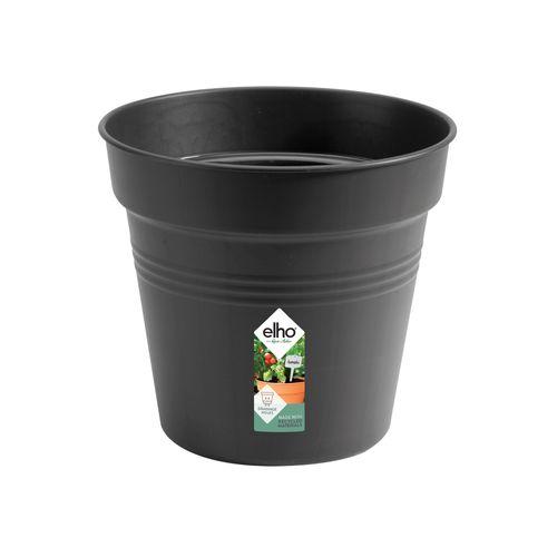 Elho kweekpot Green Basics living zwart 11cm