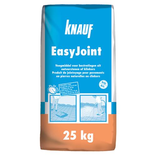 Mortier de jointoiement Knauf 'EasyJoint' gris 25 kg