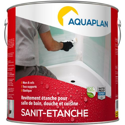 Solution étanche 'Sanit-étanche' Aquaplan 2L