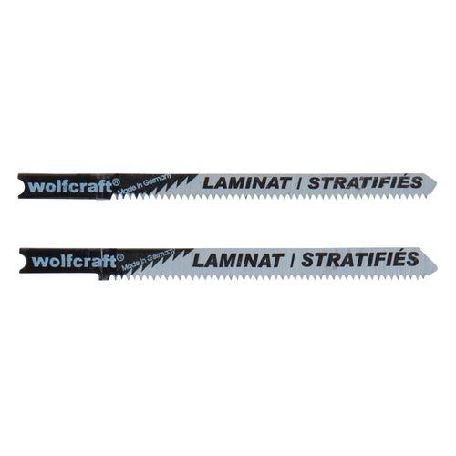 Wolfcraft bladen 603376 voor decoupeerzaag HCS 3 stuks