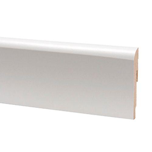 Plint 240cm HP1061 wit