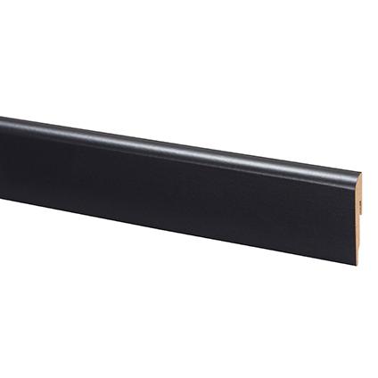 JéWé plint zwart 5,6 cm