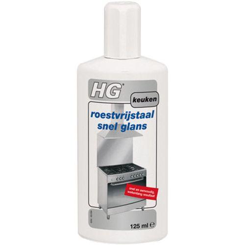 Inox éclat éclair HG 'Cuisine' 125 ml