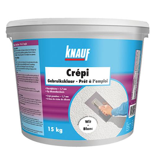 Crépi Knauf blanc 15 kg