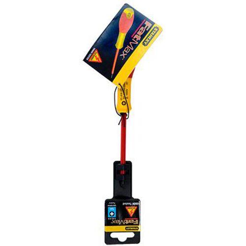 Stanley schroevendraaier FatMax kruiskop 1000V PZ1 x 100mm