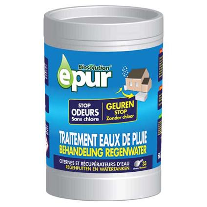 Traitement eaux de pluies Epur 1 kg