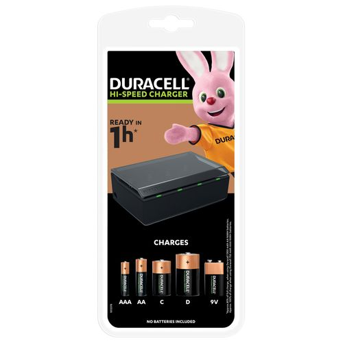 Chargeur pile Duracell  'CEF 22'