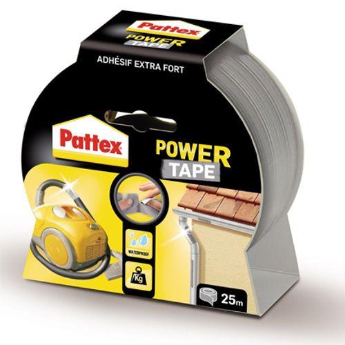 Ruban adhésif Pattex 'Powertape' 5 mm