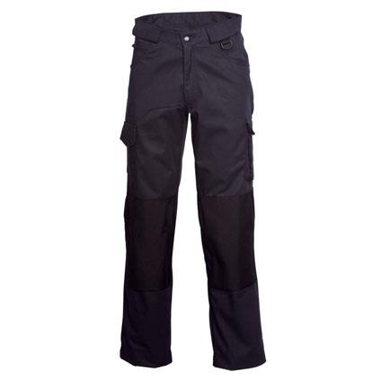HaVeP Worker Broek 8597 Zwart maat H46
