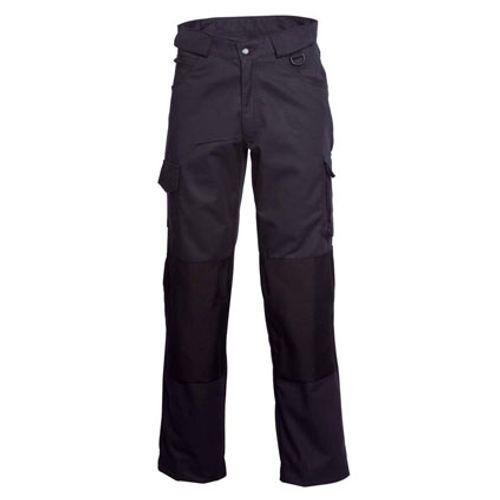 HaVeP Worker Broek 8597 Zwart maat H52