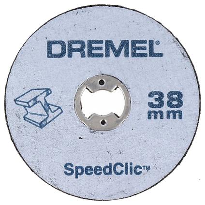 Dremel SpeedClic starterset S406JC