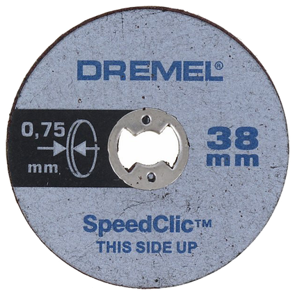 Dremel SpeedClic tin multiset S409JB 5stuks