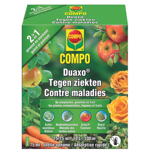 Fongicide Compo 'Duaxo' 75 ml