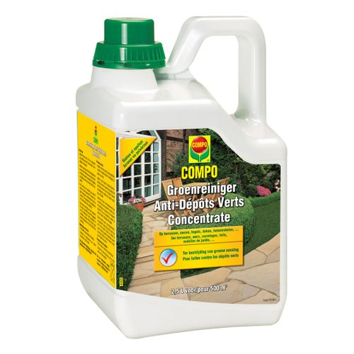 Compo groenreiniger Concentrate 2,5L