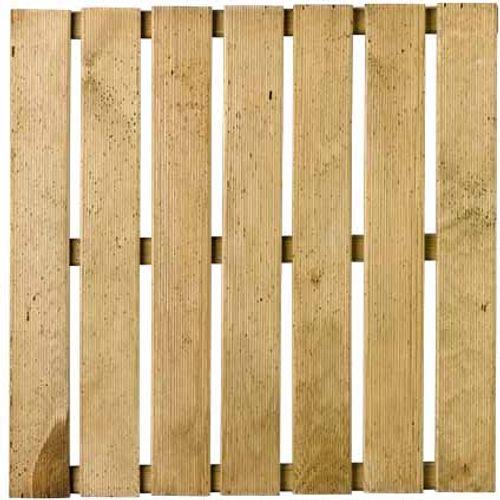 Central Park tuintegel geïmpregneerd grenenhout 100 x 100 cm