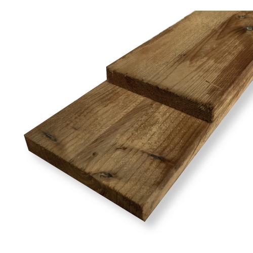 Schuttingplank grenen 1,7x15x240cm