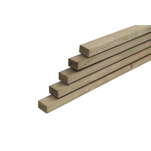 Regel vuren 4,4x6,8x360cm