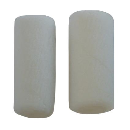 Sencys reserve rol voor lak pluisvrij polyester 5cm 2 stuks