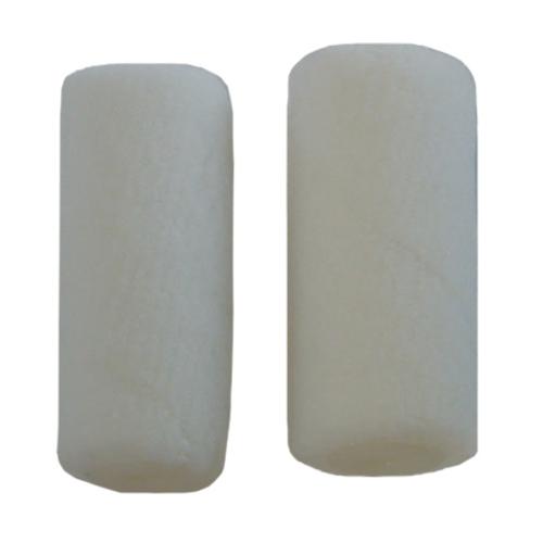Sencys reserve lakroller polyester pluisvrij 5cm 2 stuks