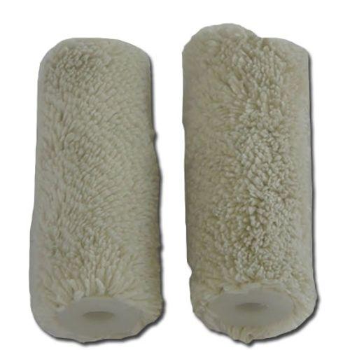 Rouleau laqueur Sencys microfibres non pelucheux 5cm - 2 pièces