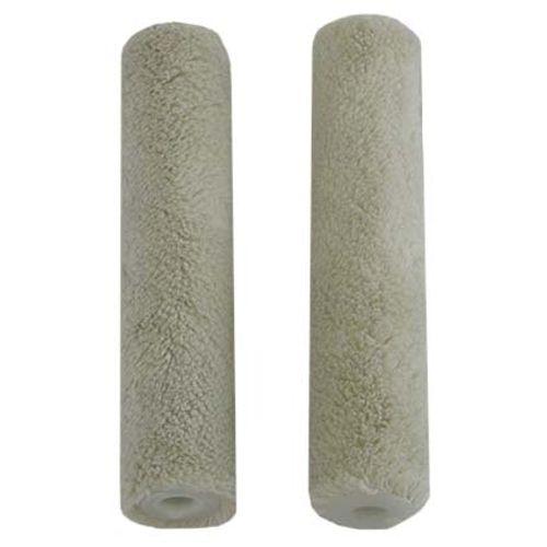 Sencys lakrol microvezel pluisvrij 10cm - 2 stuks
