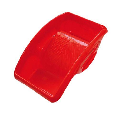 Sencys Verfbak 'Easy Touch' klein model rood