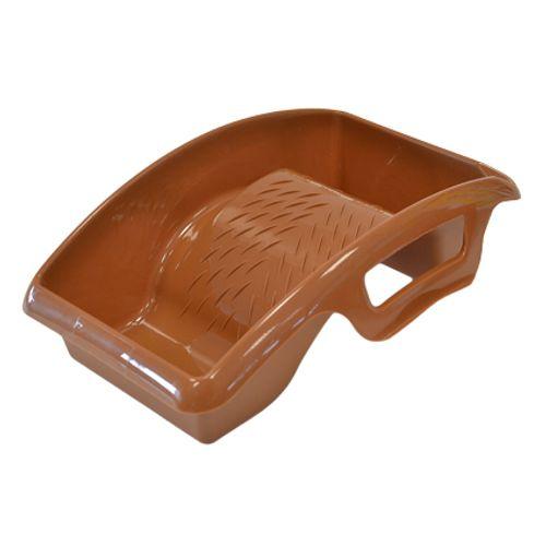 Bac à peinture Sencys 'Easy Touch' petit modèle brun