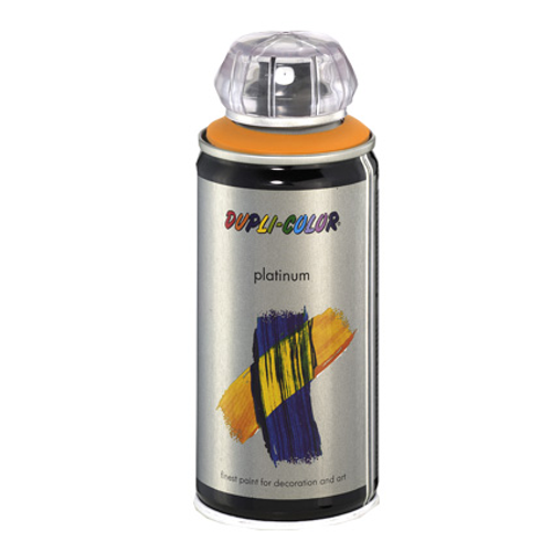 Dupli-Color lak 'Platinum' oranje satijn 150ml