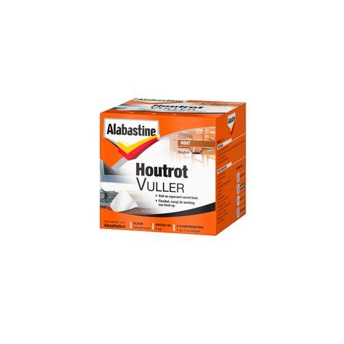 Alabastine houtrotvuller premium 500gr
