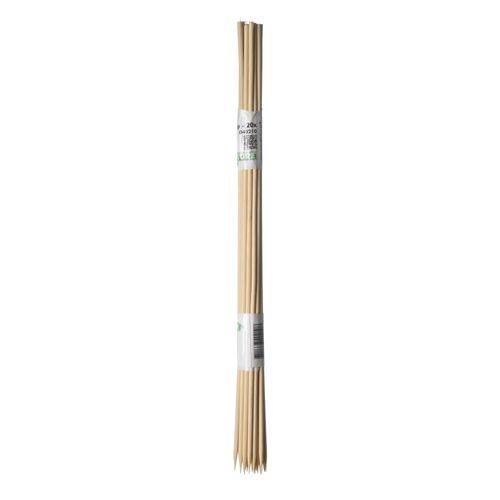 Bamboestok split 40cm 15 stuks