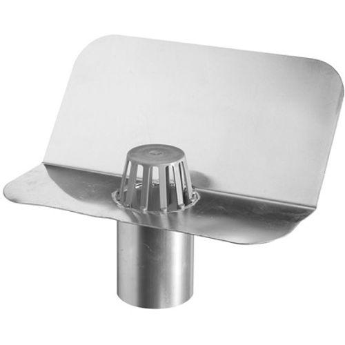 Martens kiezelbak 80mm type R45 aluminium