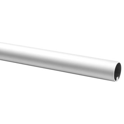Trapleuning Ø 45mm aluminium 100cm