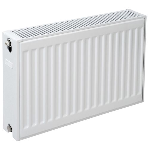 Plieger panelradiator Compact type 22 400x1200mm 1529W wit