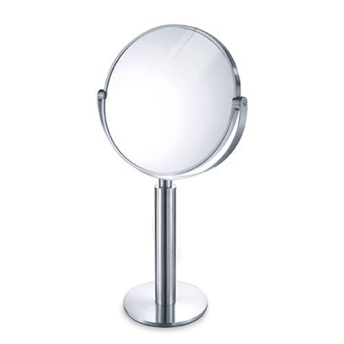 Zack spiegel op voet 'Felice' 18 cm