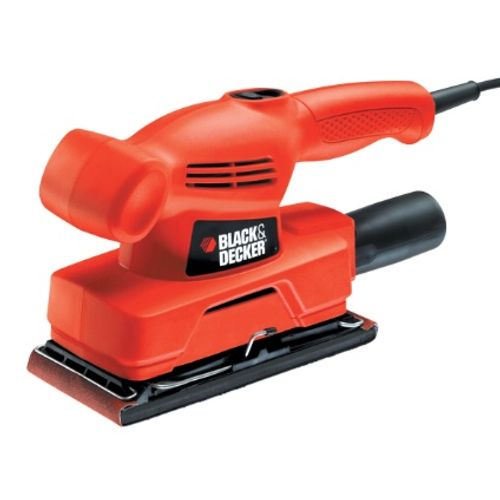 Black + Decker vlakschuurmachine 'KA300-QS' 135W