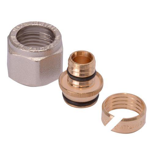Sanivesk meerlagen Set Insert + Ring + Moer 16