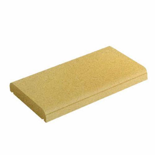 Couvre-mur Penez Herman plat 50 cm beige