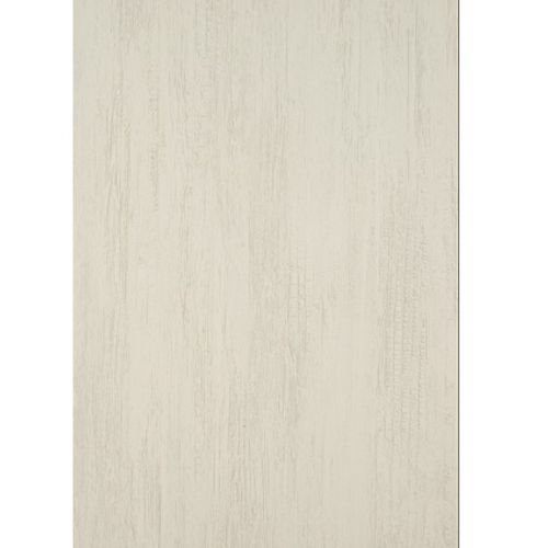 Lambris Dumaplast 'Dumapan' PVC écorce blanc 10mm