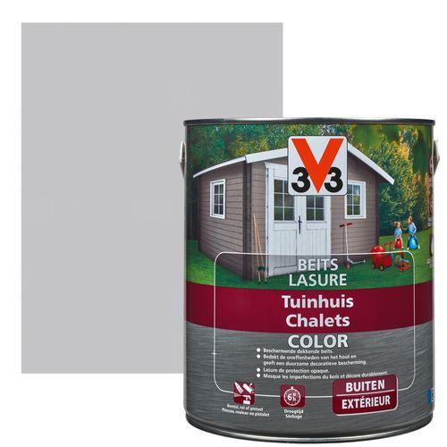 Lasure chalets V33 Color pure everest satiné 750ml