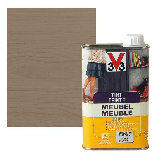 V33 tint meubel deco peper mat 0,5L