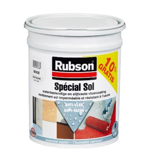 Rubson 'Spécial Sol' rood 750ml