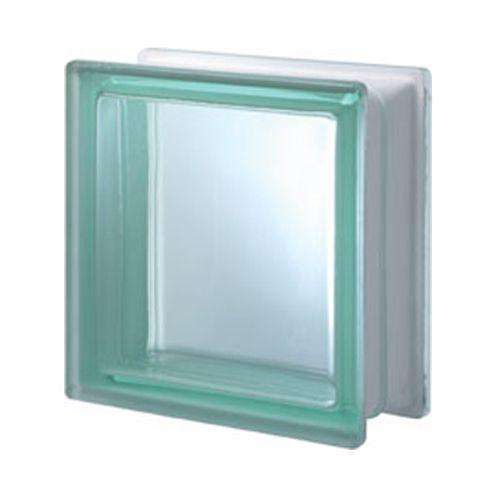 Brique de verre Verhaert 'Verde' vert